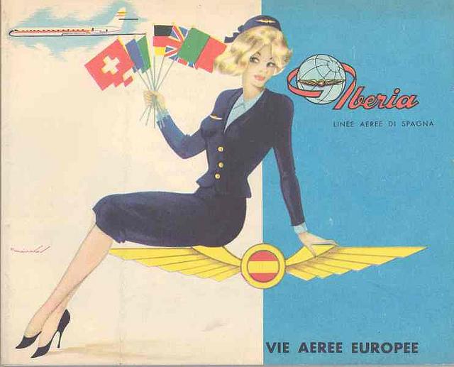 Iberia folleto