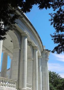 L2F Oct 13 pic photography Arlington Cemetery rotunda