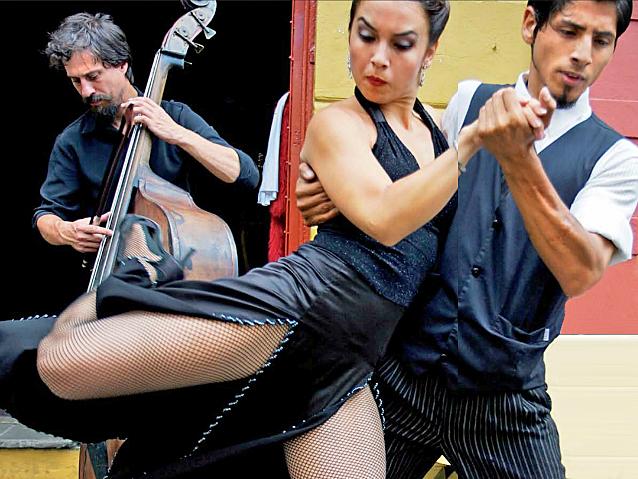 Tango Buenos Aires Iberia Airlines Ronda magazine