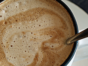 Café con leche by *FranJa on Flickr