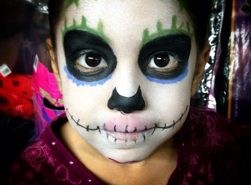Enrique Saldivar on Flickr Creative Commons license Halloween Mexico