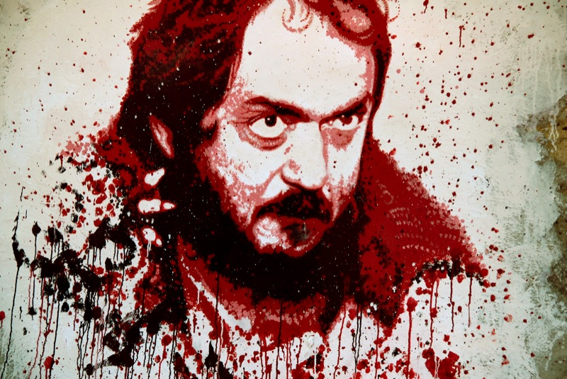 Stanley Kubrick by Abode of Chaos on Flickr