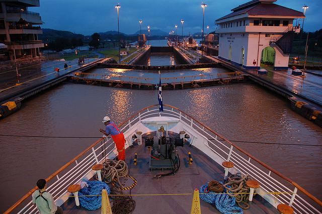 L2F Nov 13 pic Panama Canal Flick Scott Ableman
