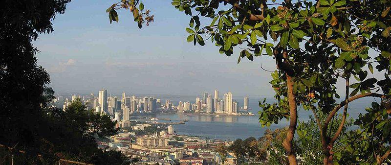 L2F Nov 13 pic Panama City panorama Wikipedia  DirkvdM