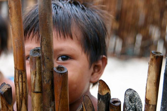 L2F Nov 13 pic Panama Kuna kids Marc Veraart