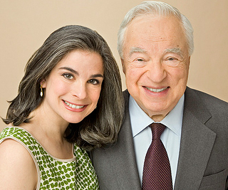 Arthur Frommer and Pauline Frommer exclusive interview with Iberia Airlines'  Love2Fly blog