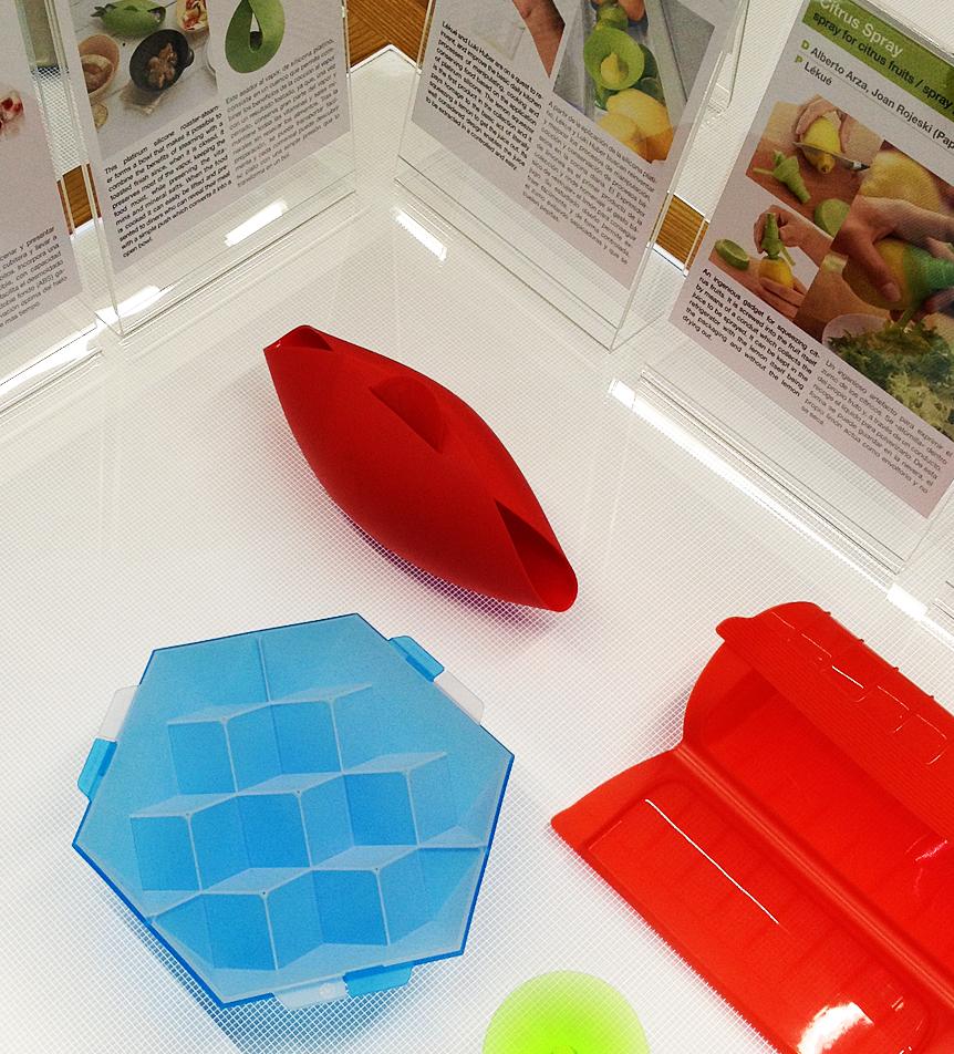 Lekue at Tapas Spanish Design for Food Exhibition Miami Florida 2013