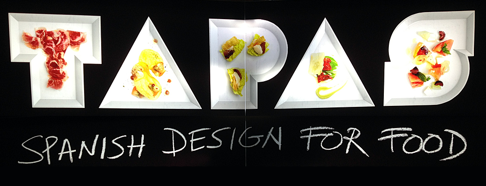 Tapas Spanish Design for Food Exhibition Miami Florida Nov-Dec 2013 e