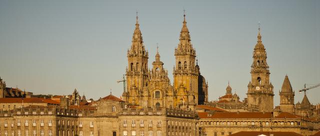Cathedral of Santiago de Compostela Spain image by Mario Carvajal on Flickr