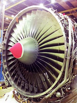 Iberia engine repair 3