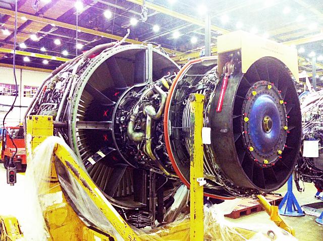 Iberia engine repair 4