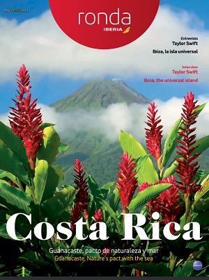 Ronda Iberia inflight magazine May 2014 b