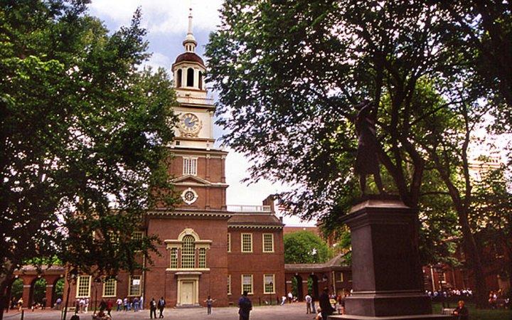 L2F Jul USA PA Philadelphia Independence Hall Visit Philadelphia
