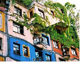 L2F Oct 13 pic Austria Vienna Hundertwasserhaus Lucien