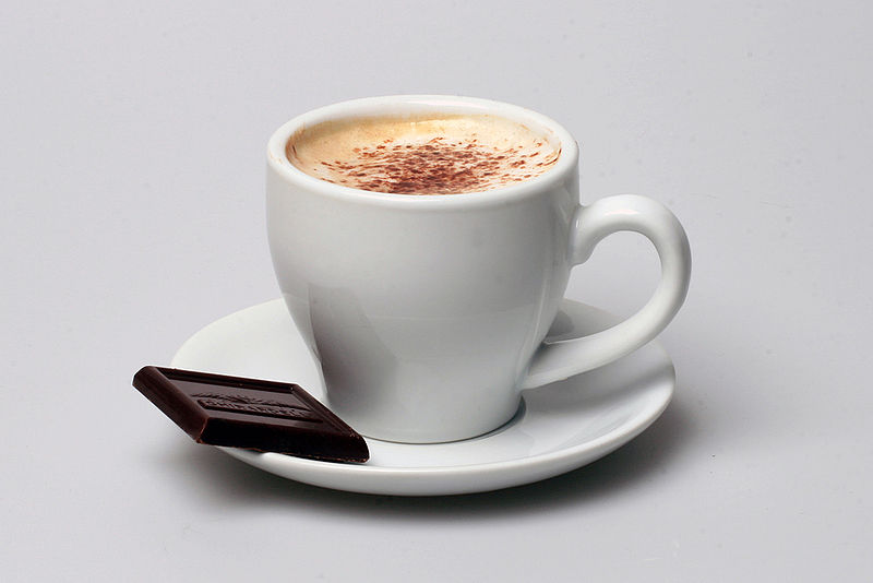 L2F Oct 14 pic coffee cappuccino Benjamin Thomas Wikipedia