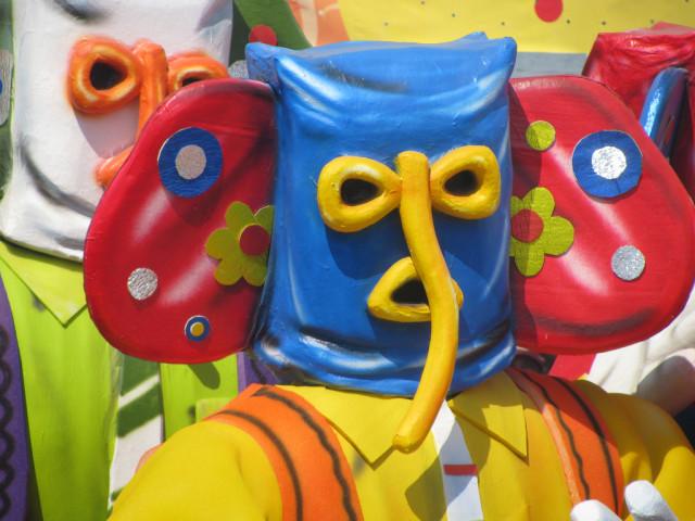 Colombia Barranquilla Carnaval Carnival Marimonda - Michelle Mariani Flickr