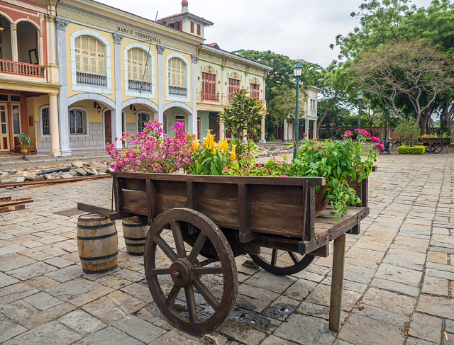Sightseeing in Guayaquil Ecuador