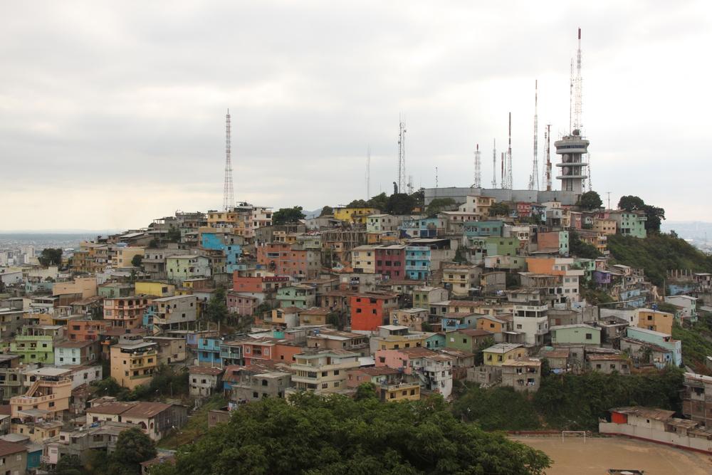 Ecuador Guayaquil Las Peñas Shutterstock Linda Hilberdink Photography