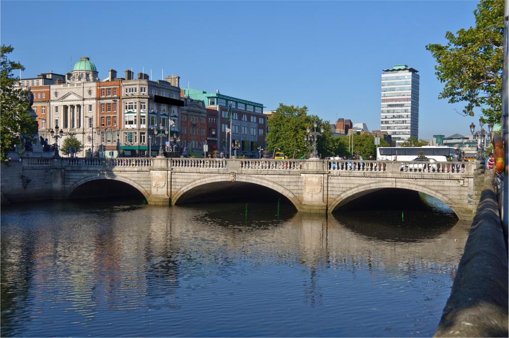 Ireland Dublin upthebanner shutterstock