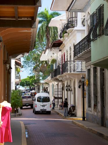 Panama City Casco Viejo Ivan_Sabo shutterstock_184799021