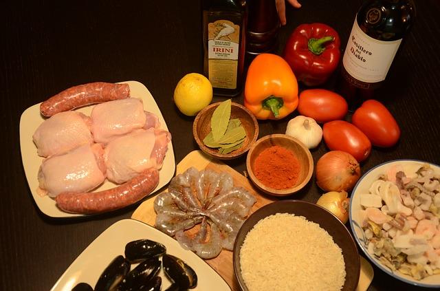 L2F Mar 15 pic Spain food greatest hits Pixabay Lizardo Carvajal