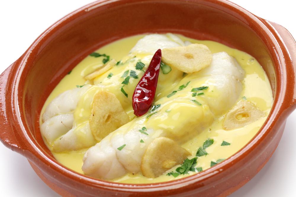 L2F Mar 15 pic Spain food greatest hits bacalao cod pil pil Shutterstock bonchan