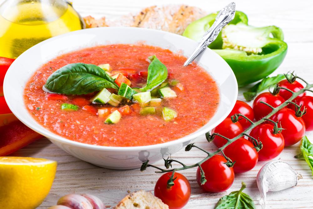 L2F Mar 15 pic Spain food greatest hits gazpacho Shutterstock Seqoya