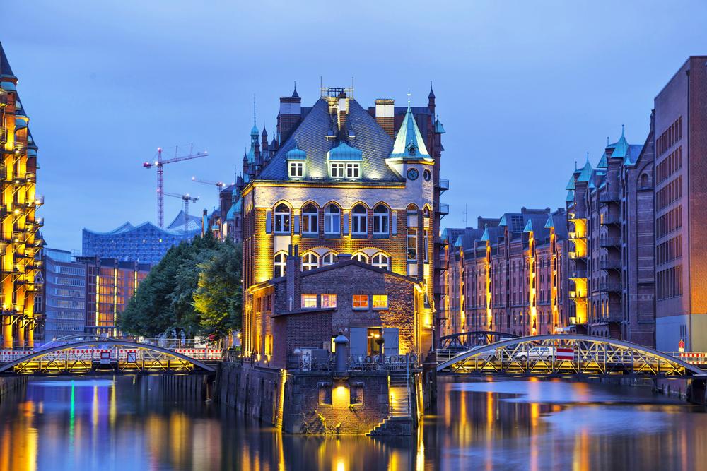 Germany Hamburg HafenCity Sergey Dzyuba shutterstock_211566325