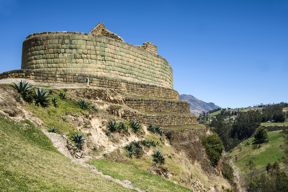 Cuenca, Ecuador Ingapirca ruins - Ksenia Ragozina shutterstock_111706718