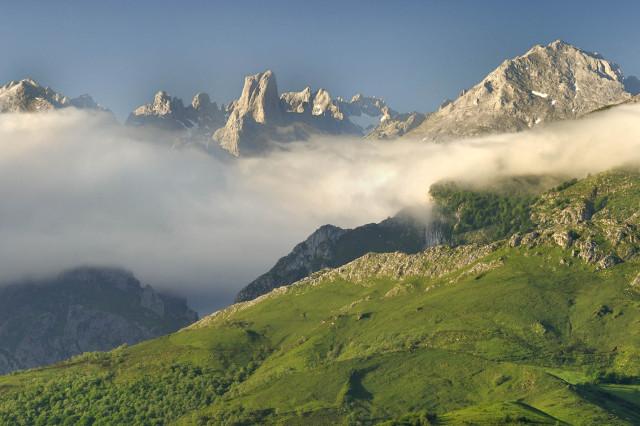 Asturias nature reserves - Picos de Europa