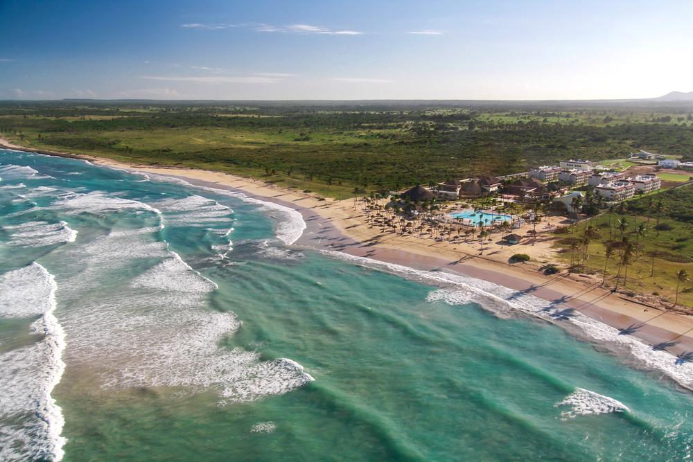 Punta Cana, Dominican Republic resort aerial view photopixel shutterstock_161136635