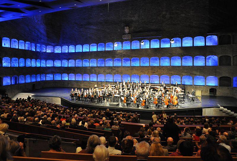 Europe summer festivals: Salzburg Music Festival, Austria - Andreas Praefcke