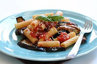 Pasta alla Norma, Catania, Sicily, Italy - Paoletta S./Wikipedia