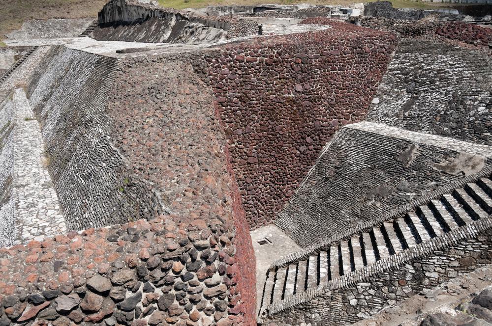 Cholula Olmec pyramid, Puebla, Mexico - Noradoa shutterstock_134938649