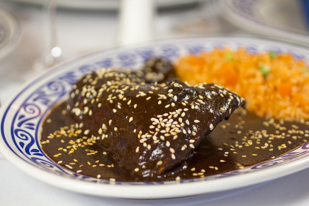 Mexico Puebla mole poblano Mexican cuisine JuanSalvador shutterstock_192813566
