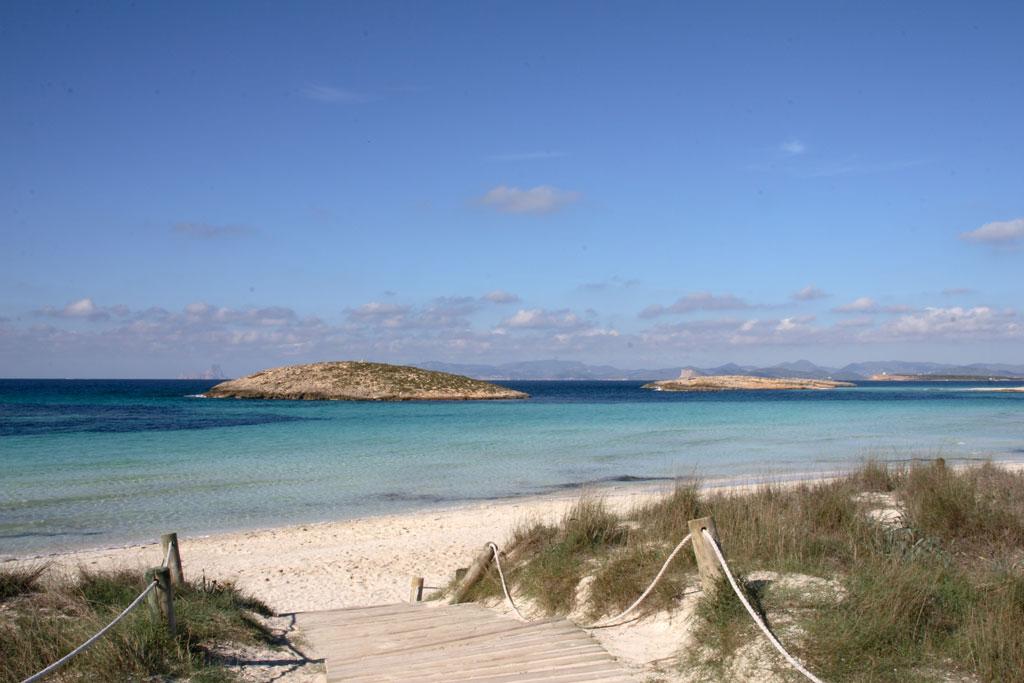 Ses Illetes beach, Formentera) - Ferran Nogués / Flickr