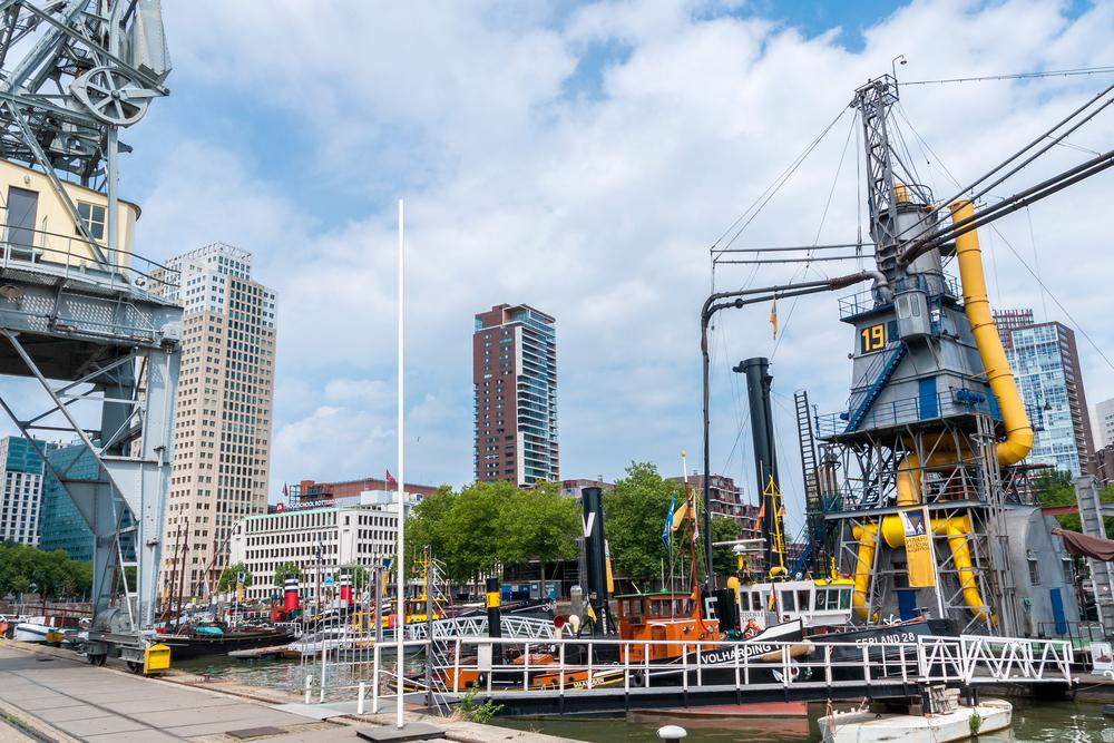 Netherlands Rotterdam Maritime Museum - Rangzen shutterstock_241318684