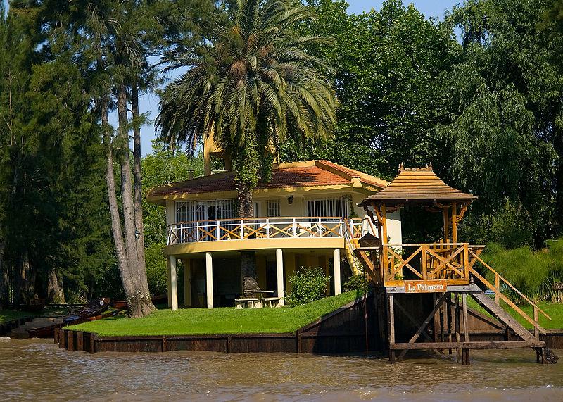 Argentina Paraná Delta Tigre - davidw Flickr