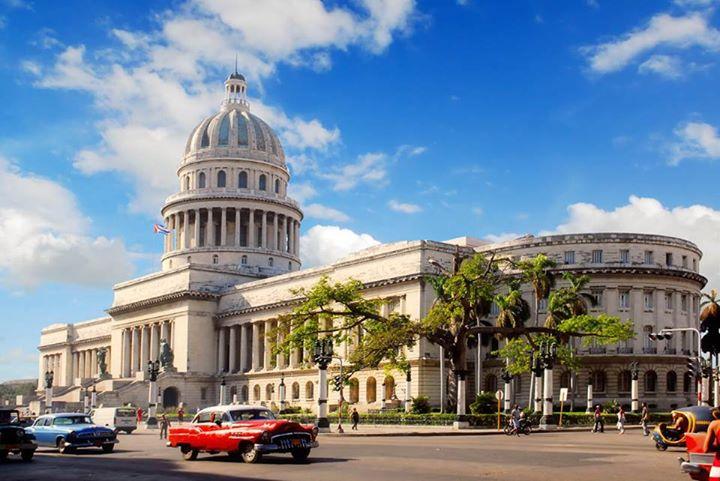 Cuba Havana Capitolio Shutterstock