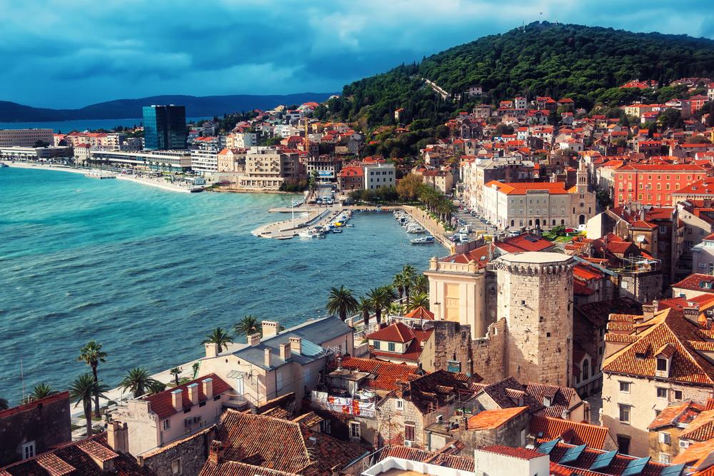 Europe Croatia Split - Madrugada Verde shutterstock_274361528