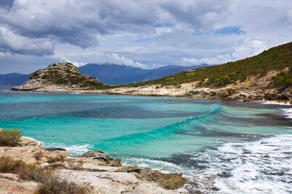 France Corsica beach - Irina Kuzmina shutterstock_135054641