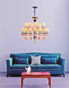 Lladró chandelier