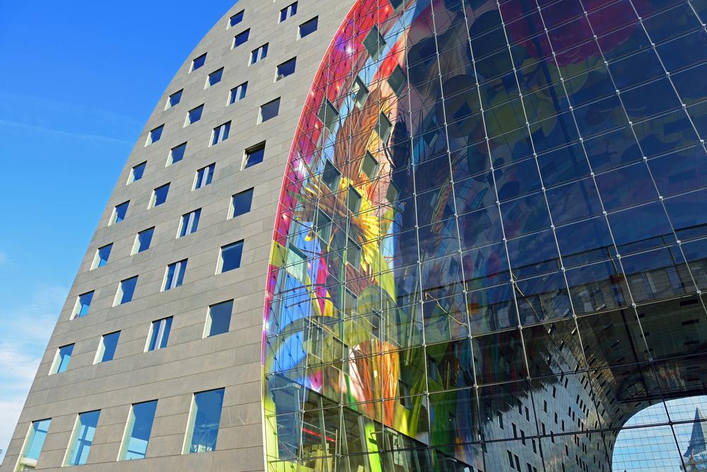 Netherlands Rotterdam Markthal - Gerard Koudenburg shutterstock_237112708