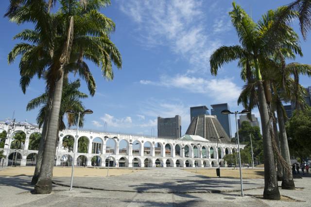Brazil Rio de Janeiro Lapa lazyllama shutterstock_191180177