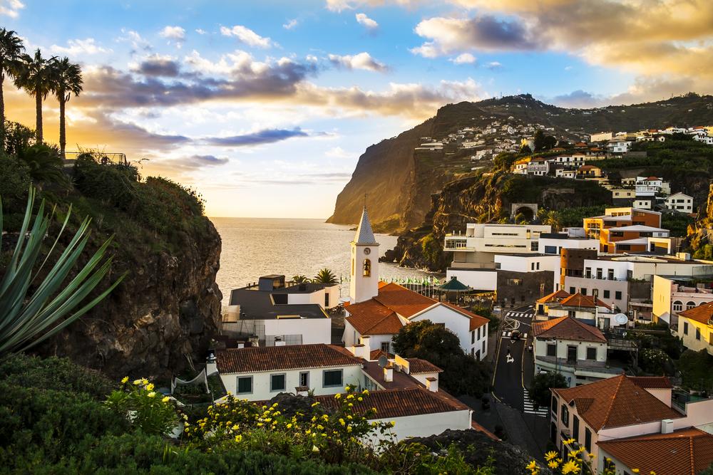 Portugal Madeira Camara de Lobos Alex Yeung shutterstock_196428041