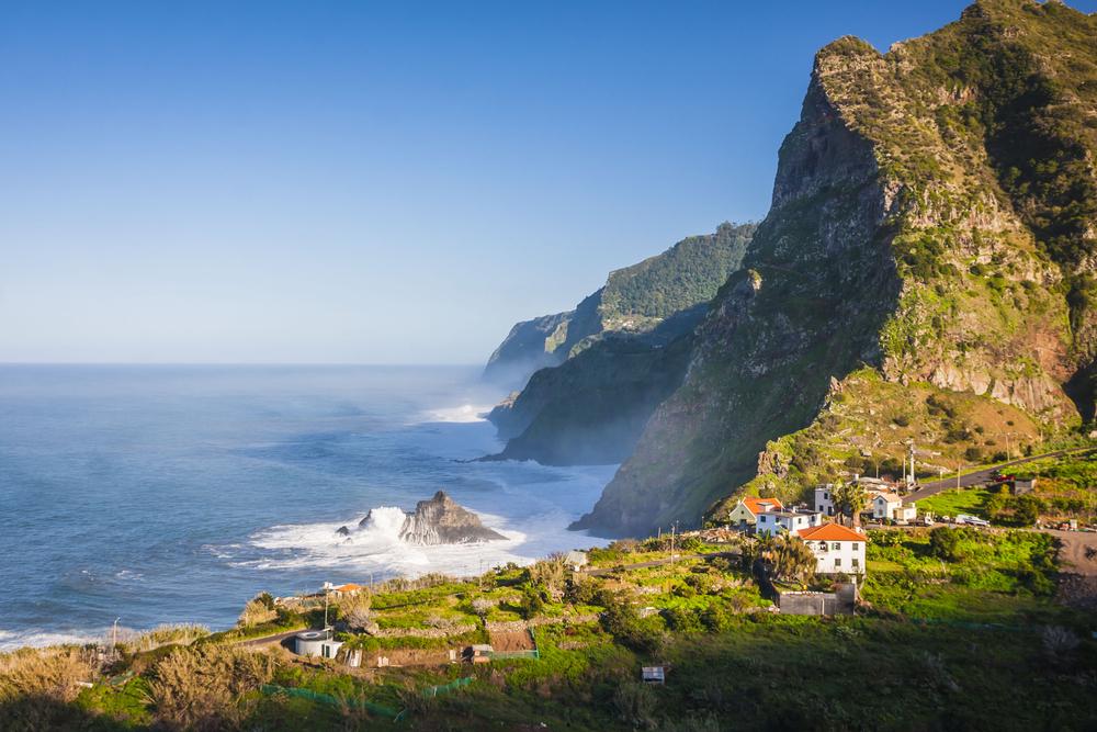 Portugal Madeira coast - Anilah shutterstock_164131532