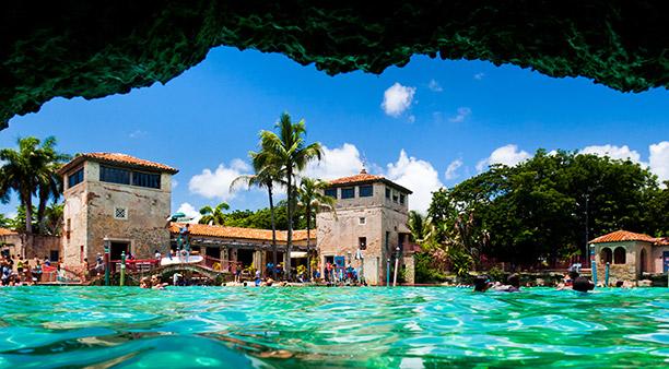 pools USA FL Coral Gables Miami Venetian Pool