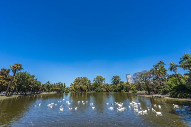 Argentina Buenos Aires parks gardens Bosque de Palermo Anibal Trejo shutterstock_160148195