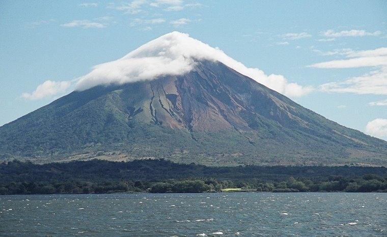 Nicaragua Granada Mombacho Volcano Sergio Melendez Wikipedia Flickr