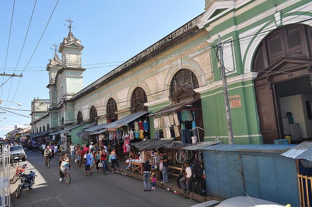 Nicaragua Granada Municipal Market  Heimlich_el_centroamericano Flickr